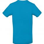 Unisex T-Shirt Atoll Ansicht Hinten