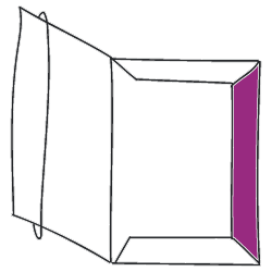 Mappe, Präsentationsmappe, Präsentationsmappen