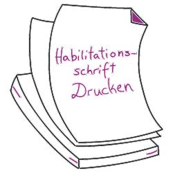 Habilitationsschrift drucken in Bonn