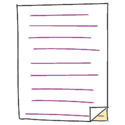 Durchschreibepapier