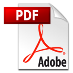 Adobe PDF Logo, Dateitypen