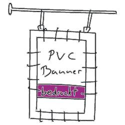 PVC Plane, PVC Banner
