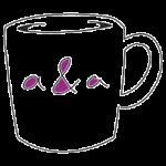 Tassendruck, Tasse mit Beschriftung
