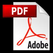 Dateitypen, Adobe PDF Icon
